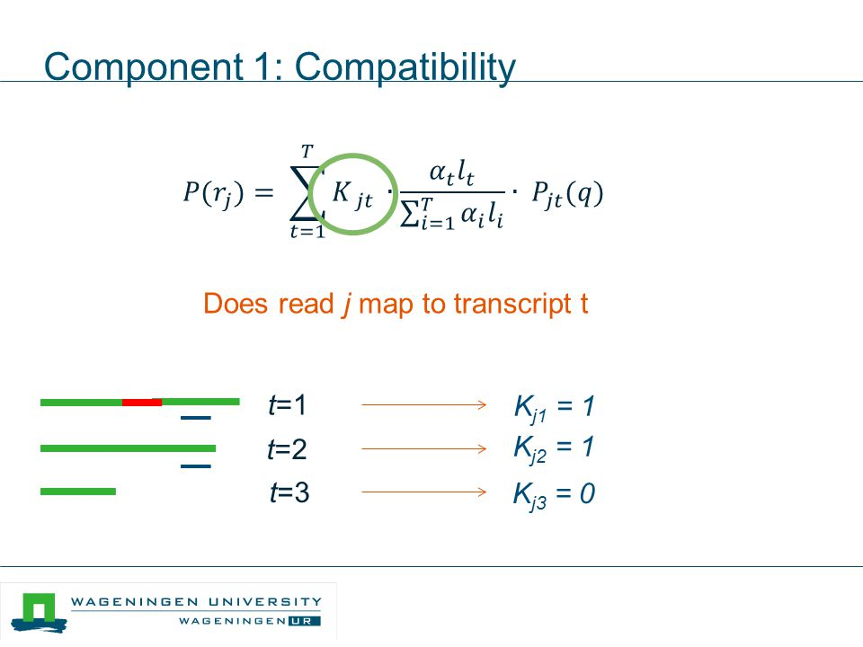 Component 1: Compatibility