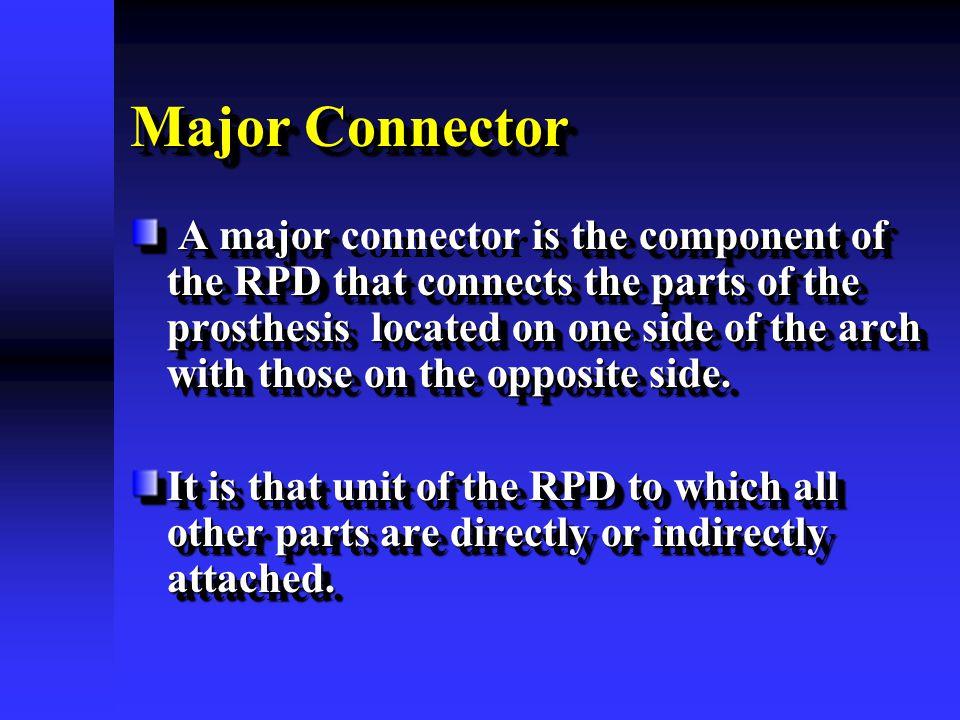 Major Connector