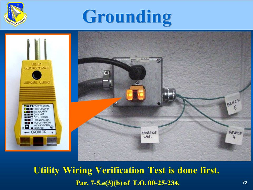 Wiring Verification Test