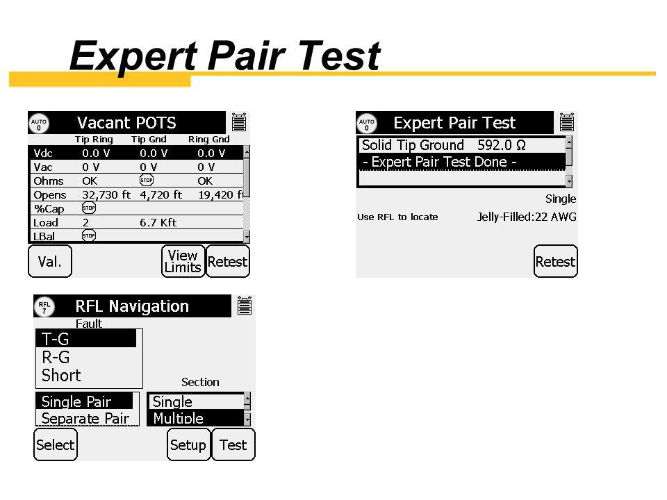 Expert Pair Test