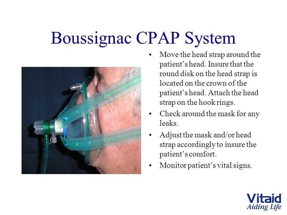 Boussignac CPAP System