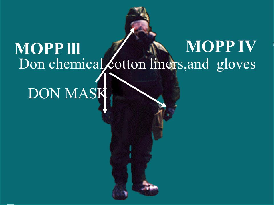 DON MASK MOPP lll MOPP IV Don chemical cotton liners,and gloves