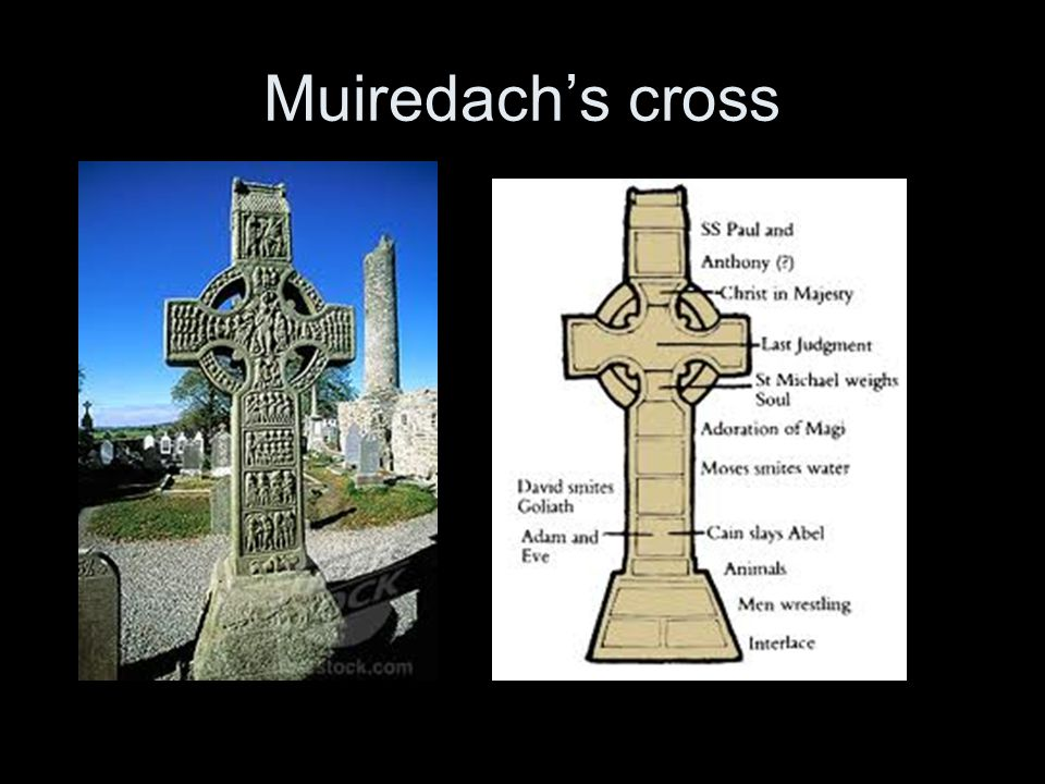 Muiredach's cross West face
