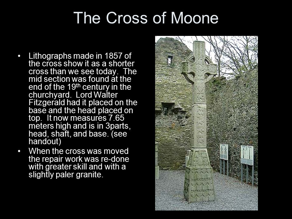 The Cross of Moone