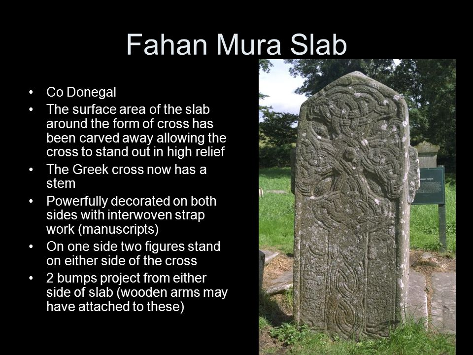 Fahan Mura Slab Co Donegal