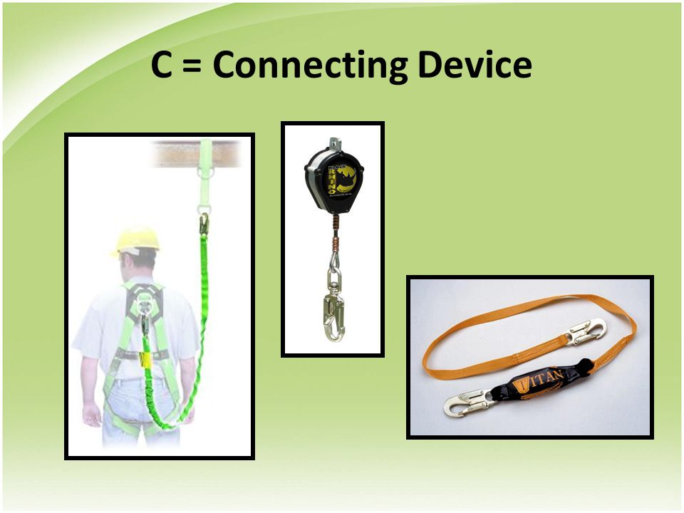 C = Connecting Device
