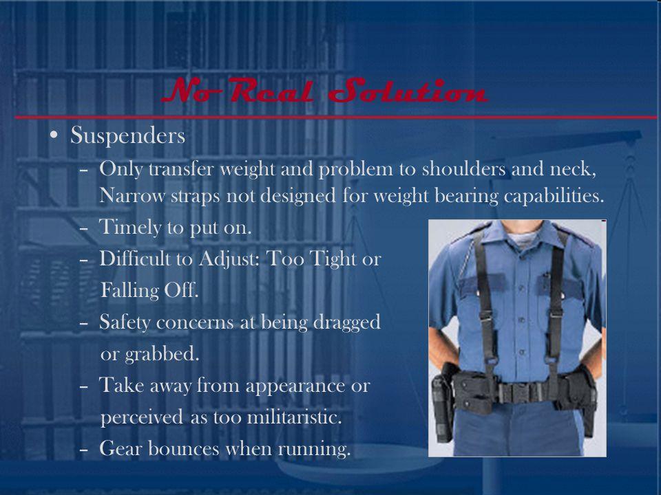 No Real Solution Suspenders