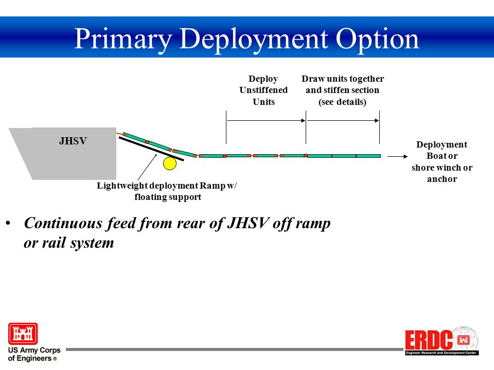 Primary Deployment Option