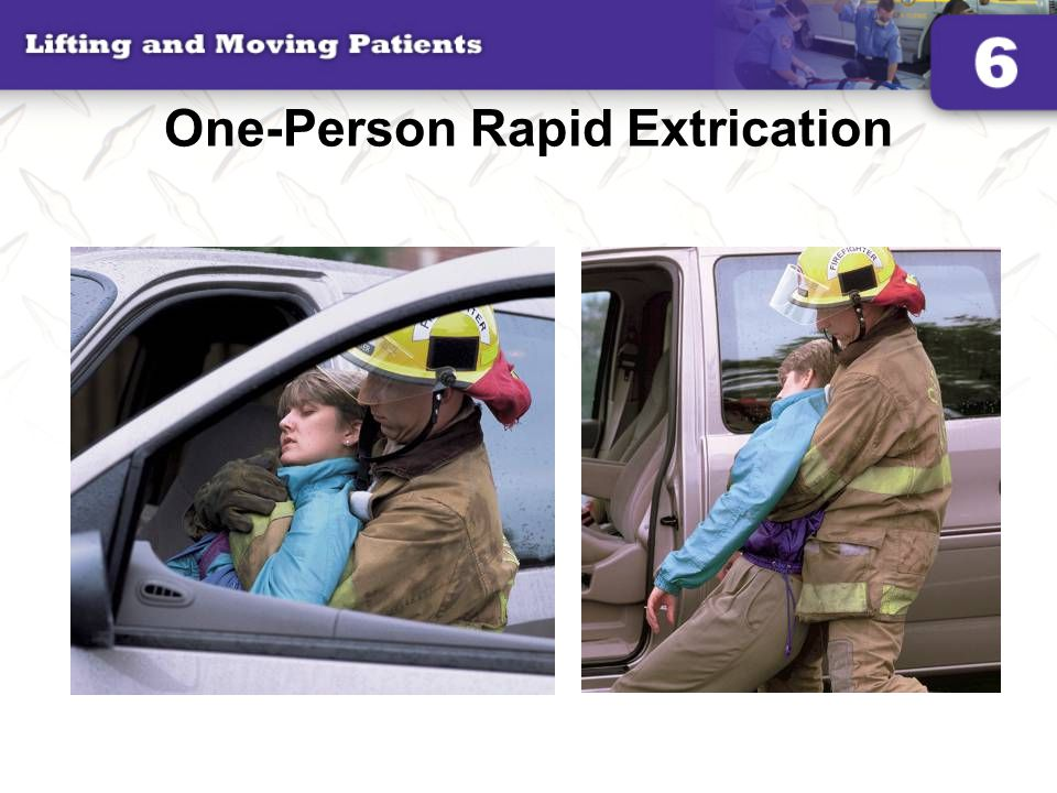 One-Person Rapid Extrication