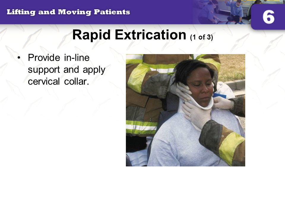 Rapid Extrication (1 of 3)