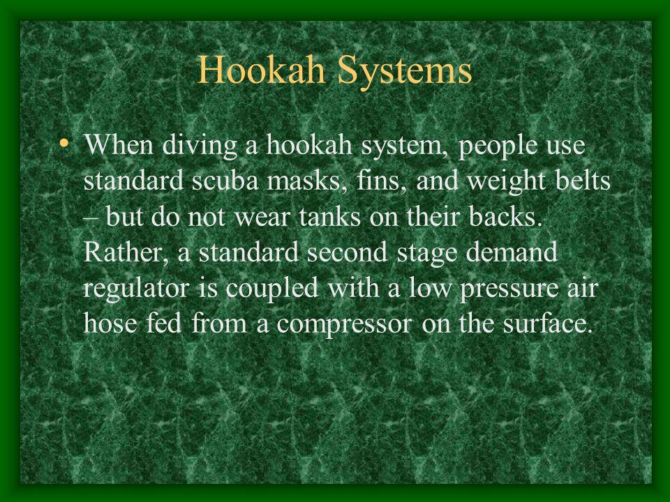 Hookah Systems