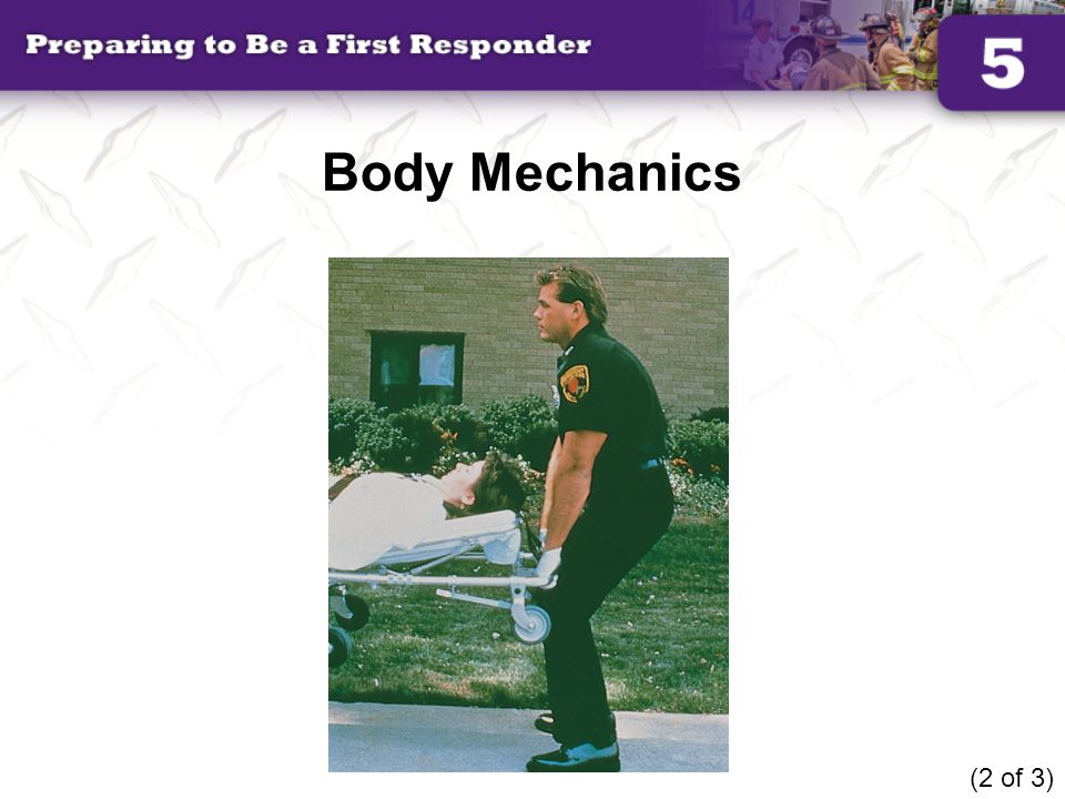 Body Mechanics (2 of 3)