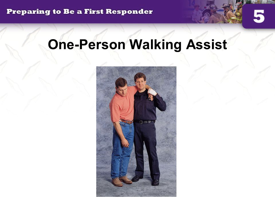 One-Person Walking Assist
