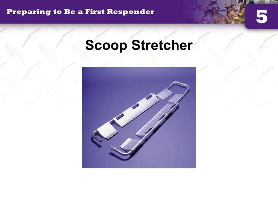 Scoop Stretcher