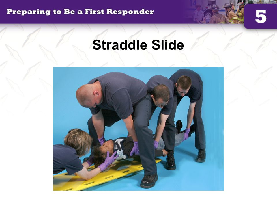 Straddle Slide