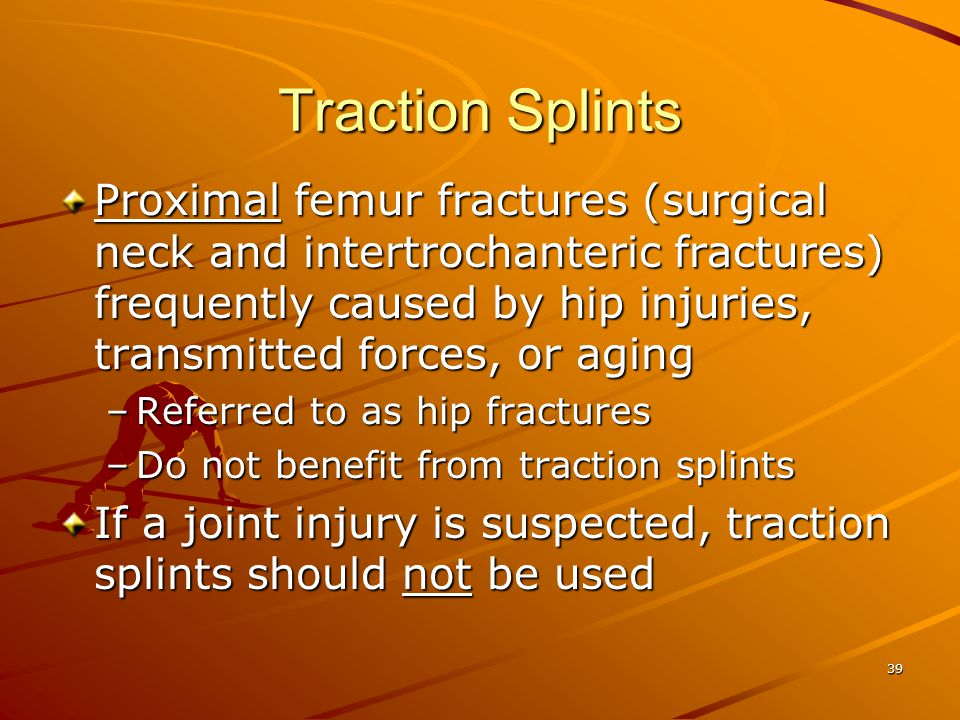 Traction Splints