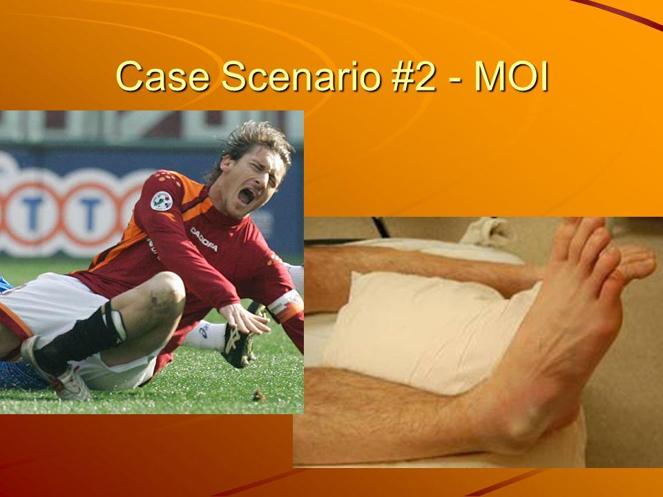 Case Scenario #2 - MOI
