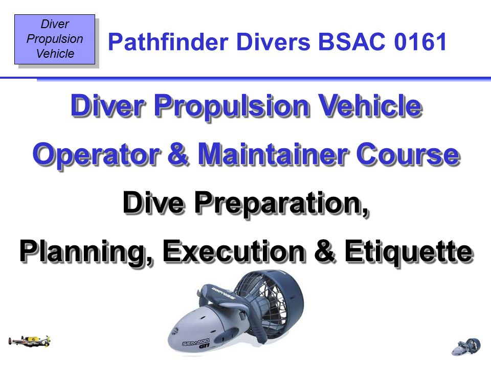 Pathfinder Divers BSAC 0161