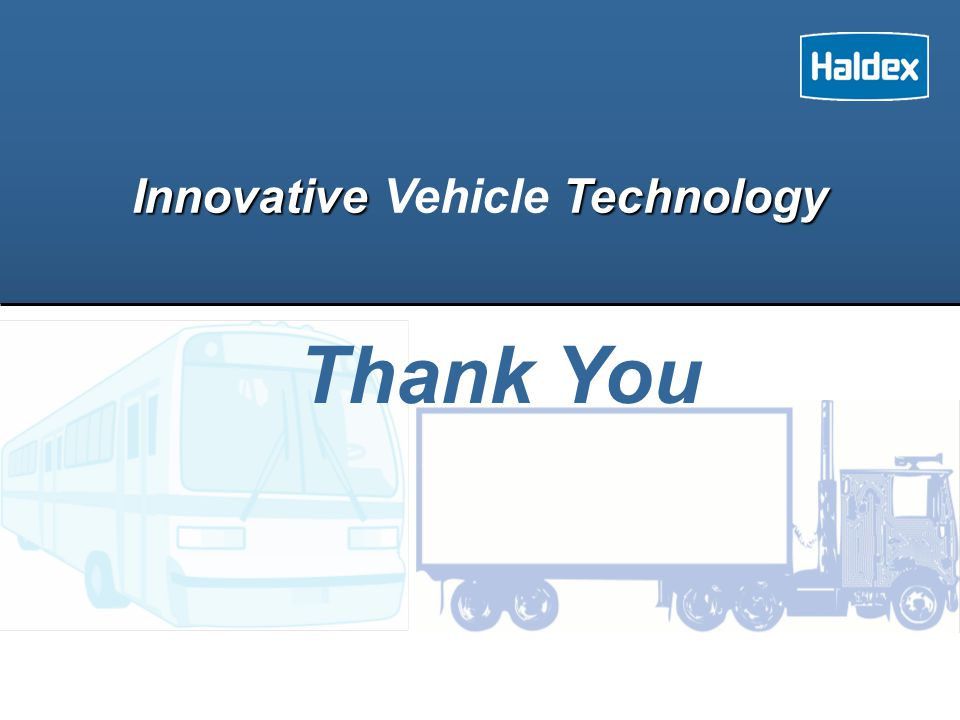Innovative Vehicle Technology