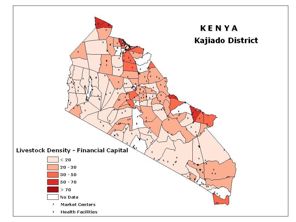 File: livestockdensity.shp (Livestock Density – Financial Capital)