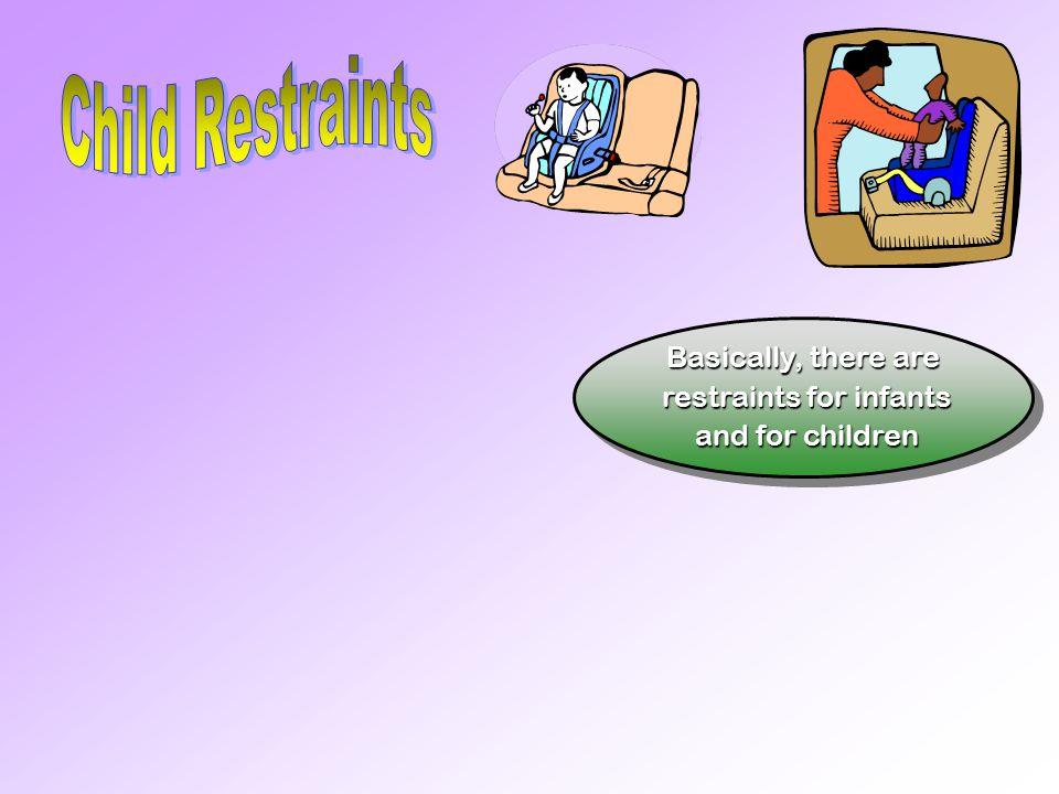 restraints for infants