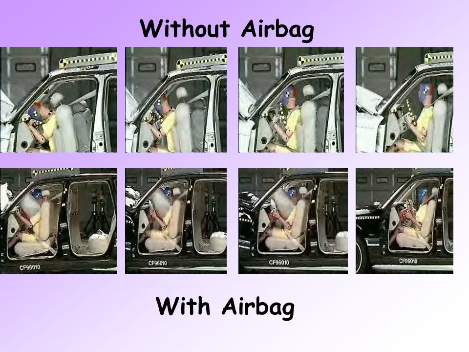 Without Airbag With Airbag