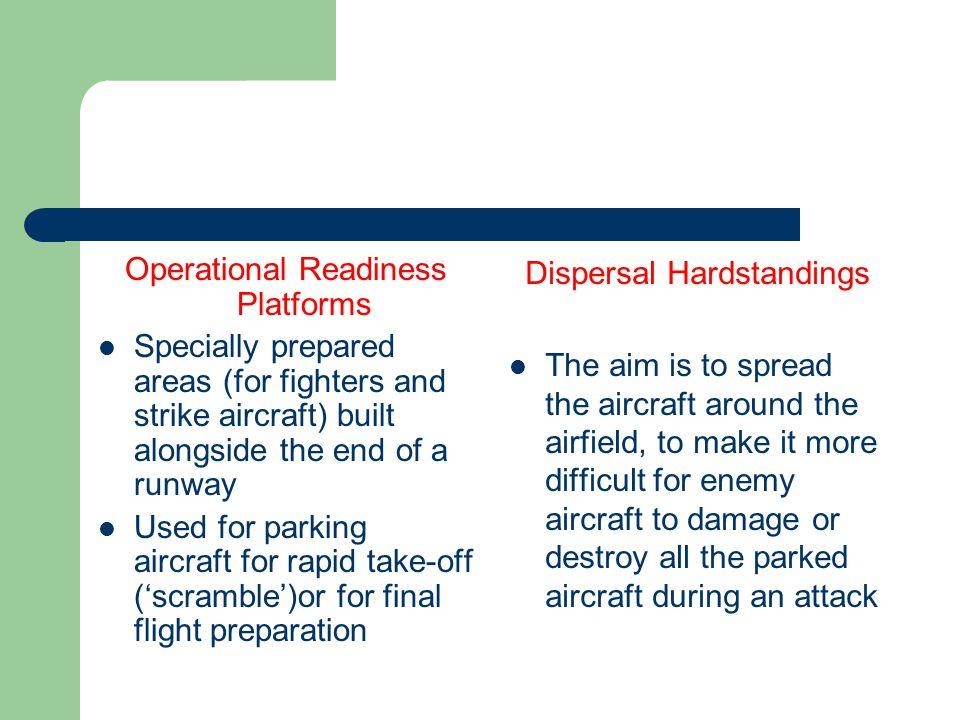 Operational Readiness Platforms