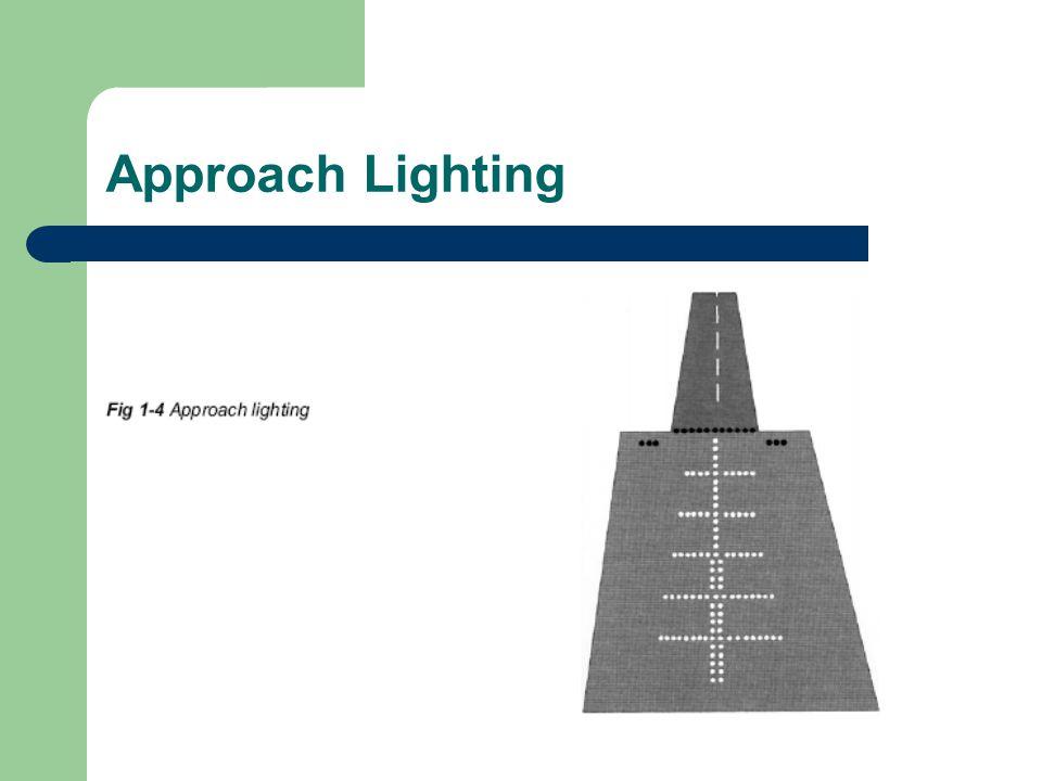 Approach Lighting