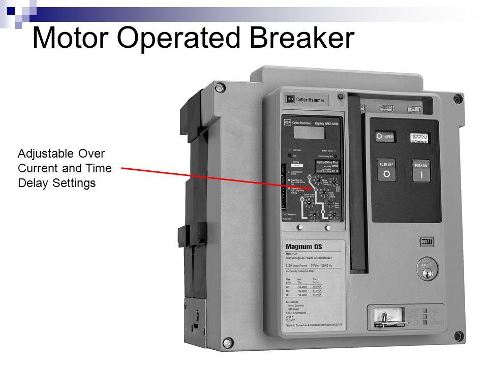 Motor Operated Breaker