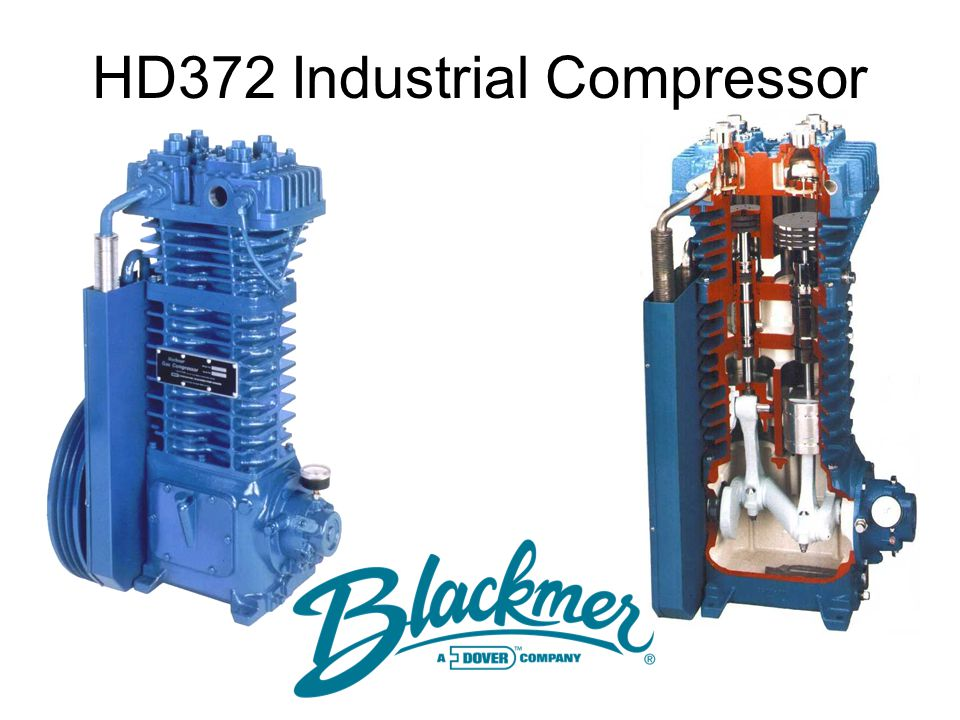 HD372 Industrial Compressor