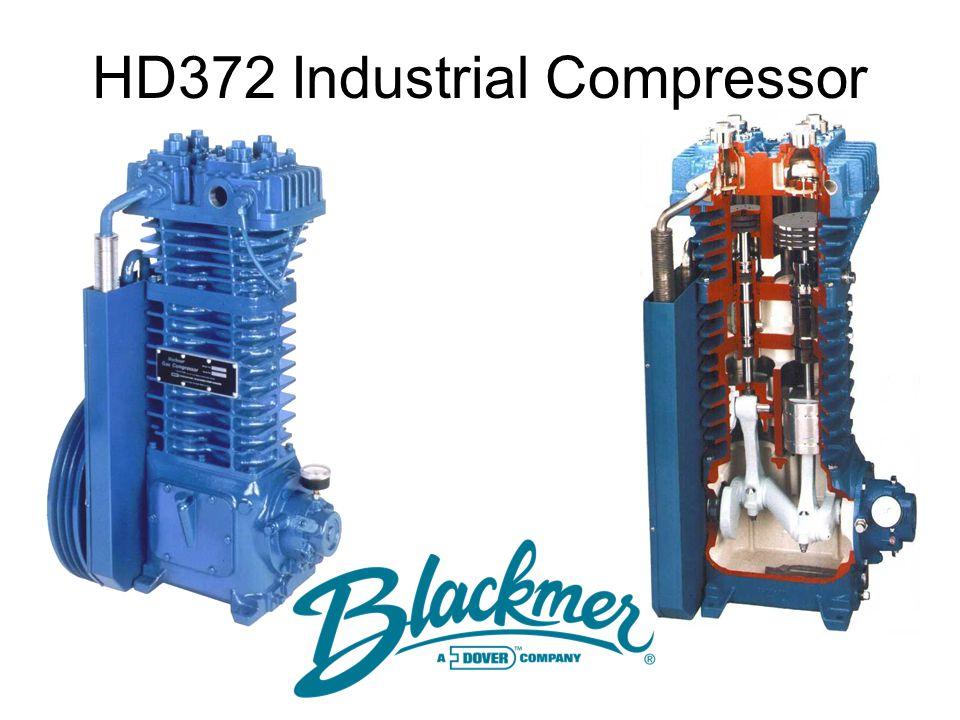 HD372 Industrial Compressor