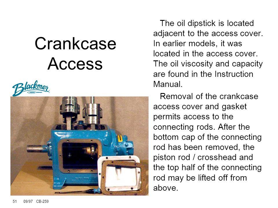 Crankcase Access