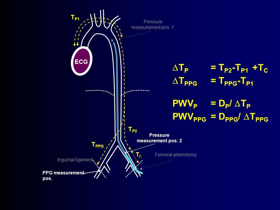 TP = TP2-TP1 +TC TPPG = TPPG-TP1 PWVP = DP/ TP PWVPPG = DPPG/ TPPG