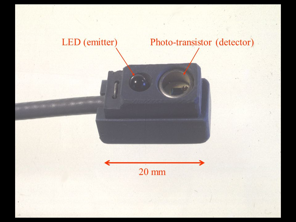 Photo-transistor (detector)