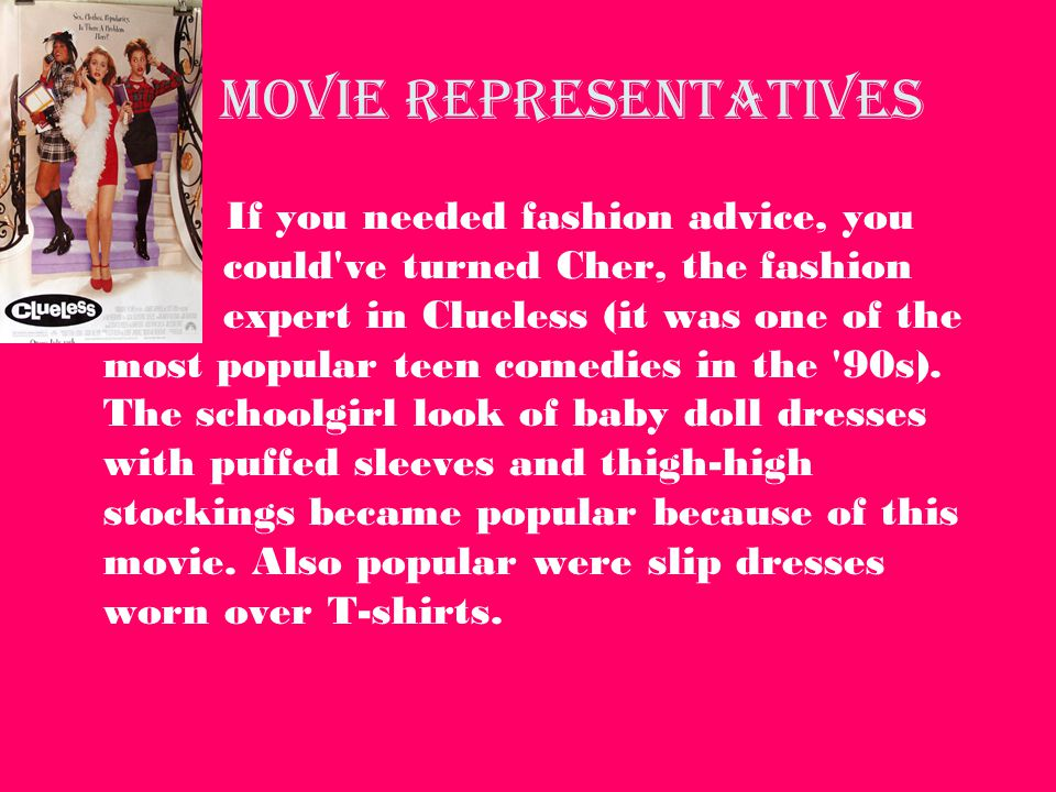 Movie Representatives
