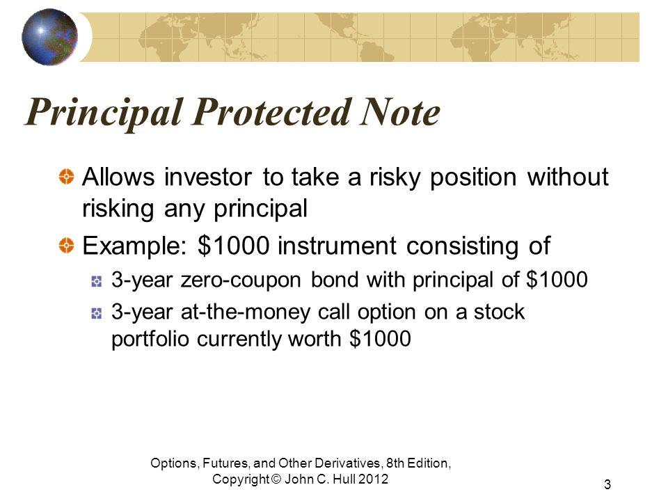 Principal Protected Note