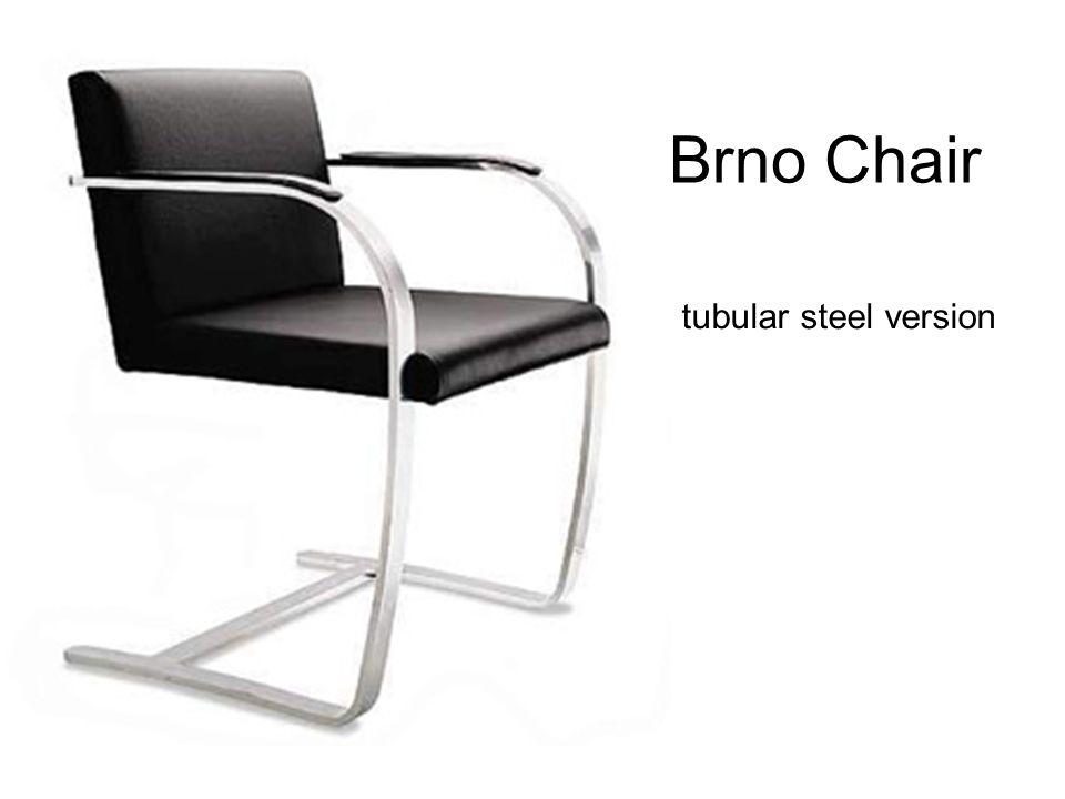 Brno Chair tubular steel version