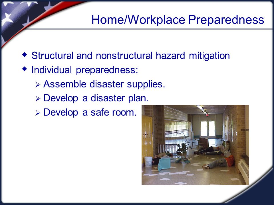 Sample Structural Hazard Mitigation