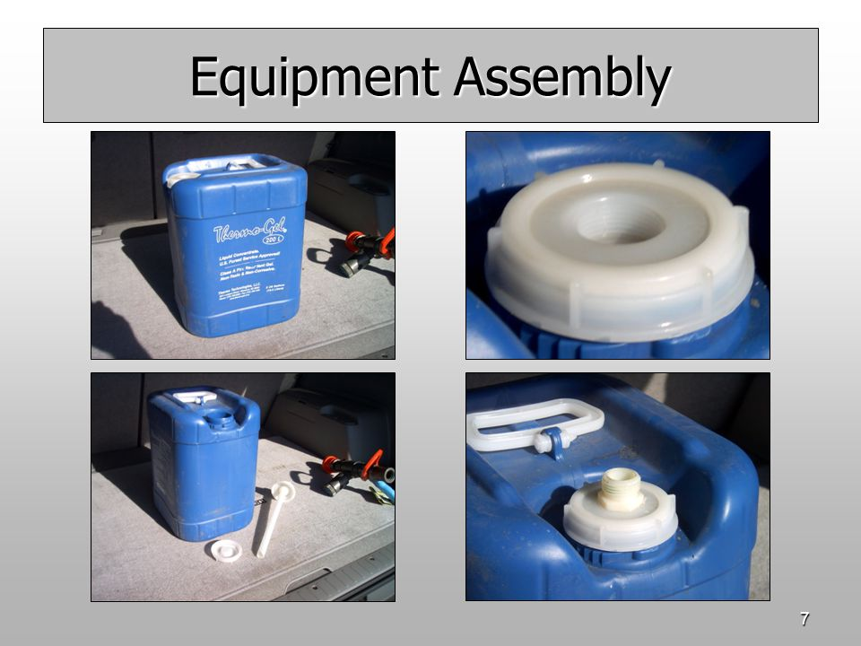 Equipment Assembly
