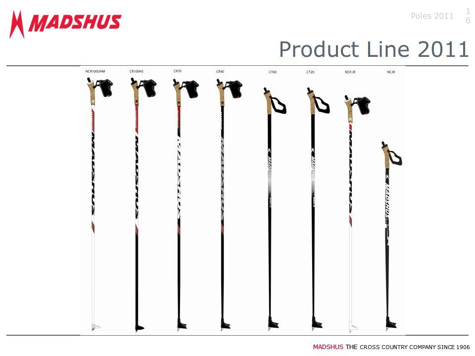 Poles 2011 Product Line 2011