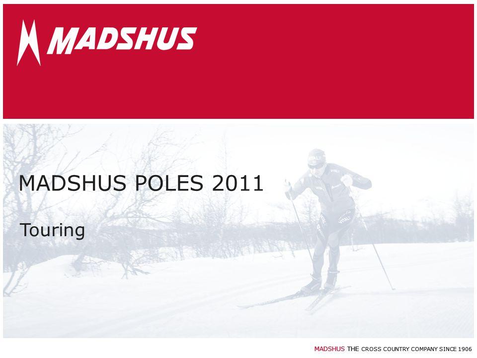 MADSHUS POLES 2011 Touring