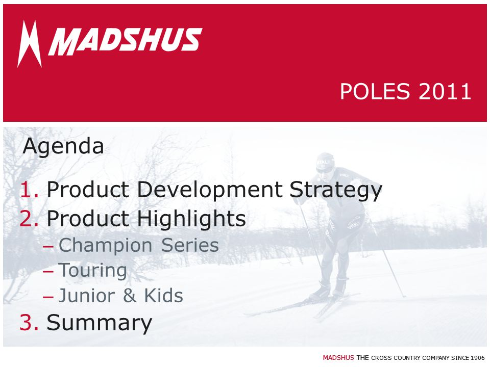 Product Development Strategy Product Highlights