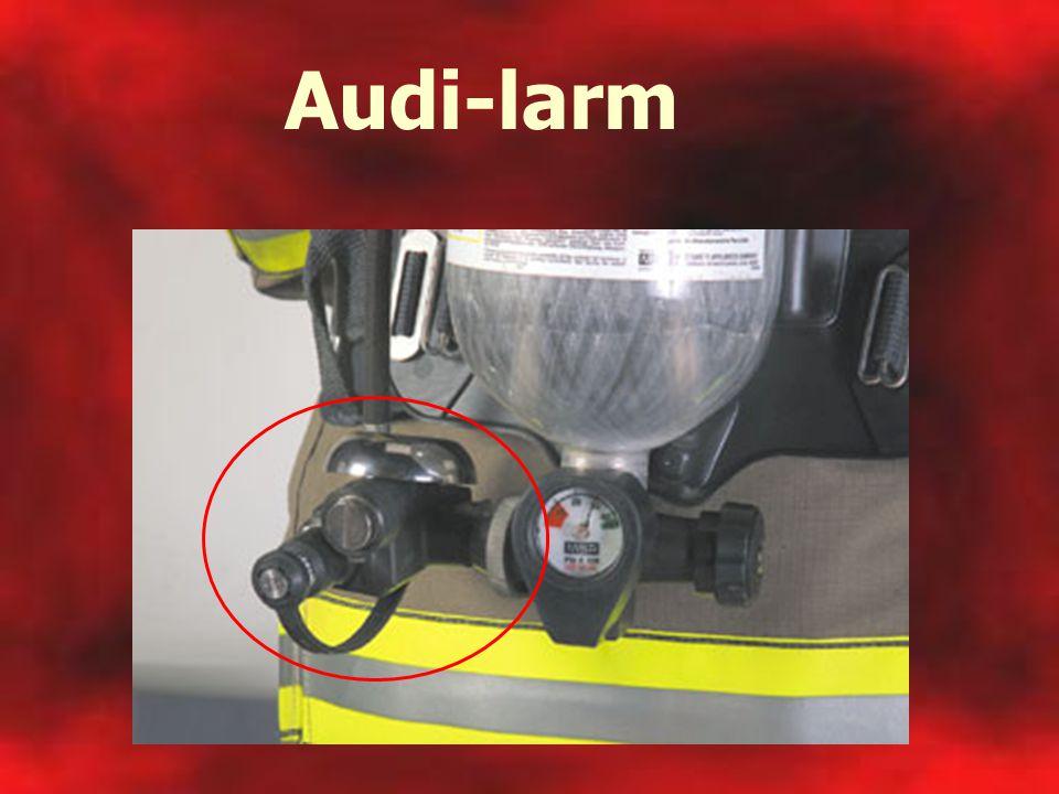 Audi-larm