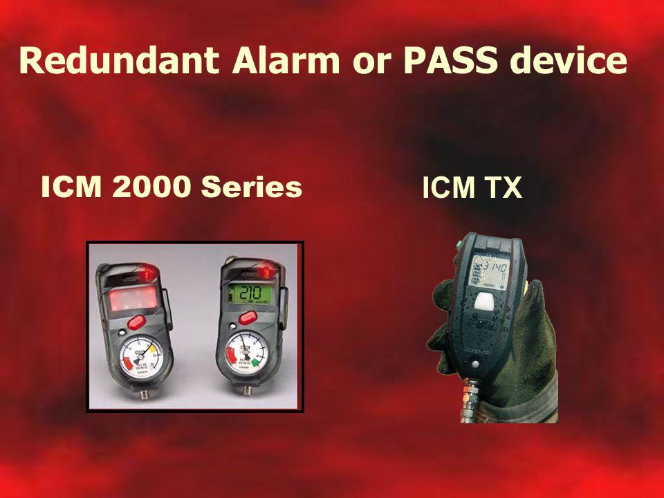 Redundant Alarm or PASS device