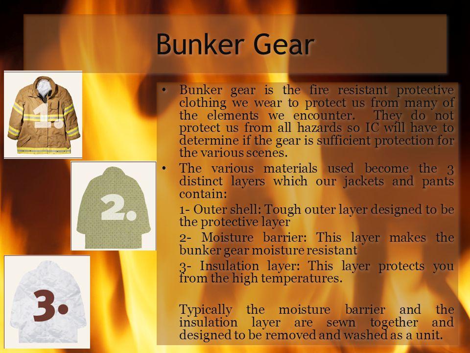 Bunker Gear
