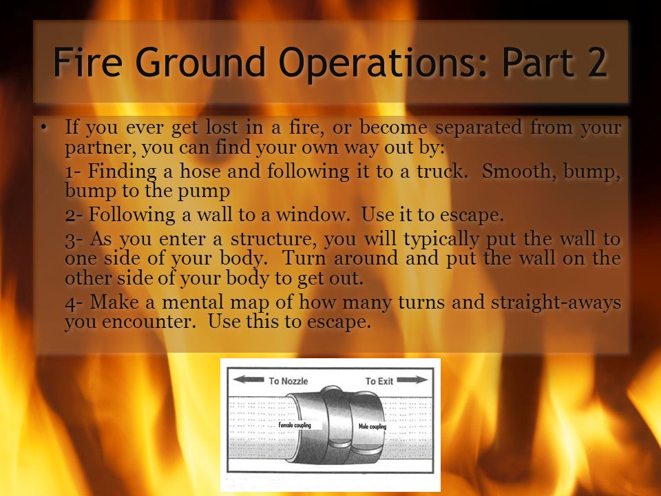 Fire Ground Operations: Part 2