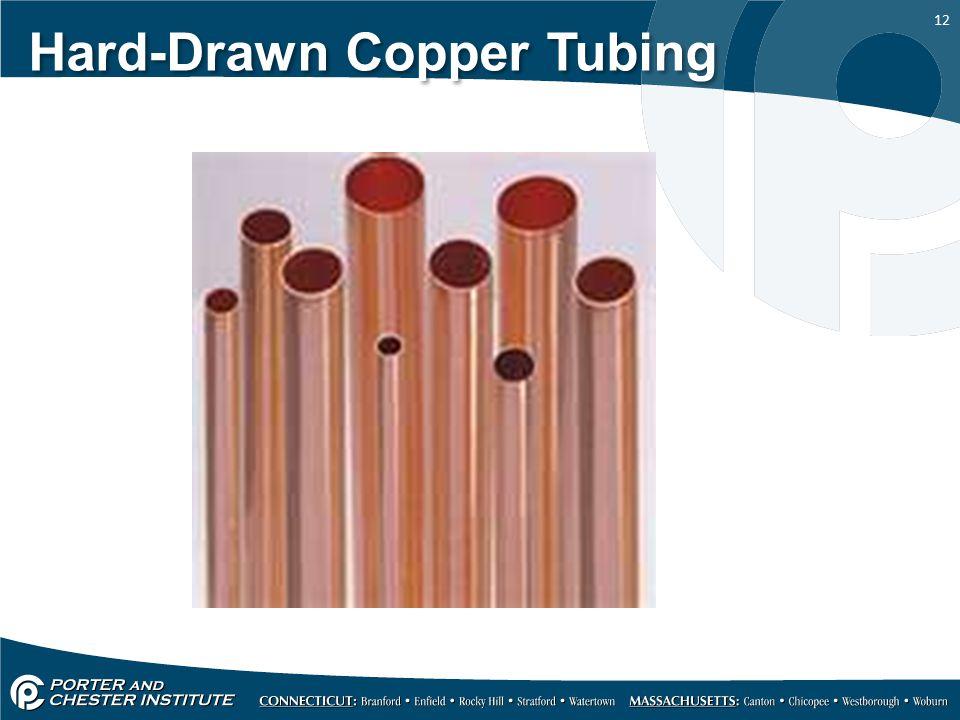Hard-Drawn Copper Tubing