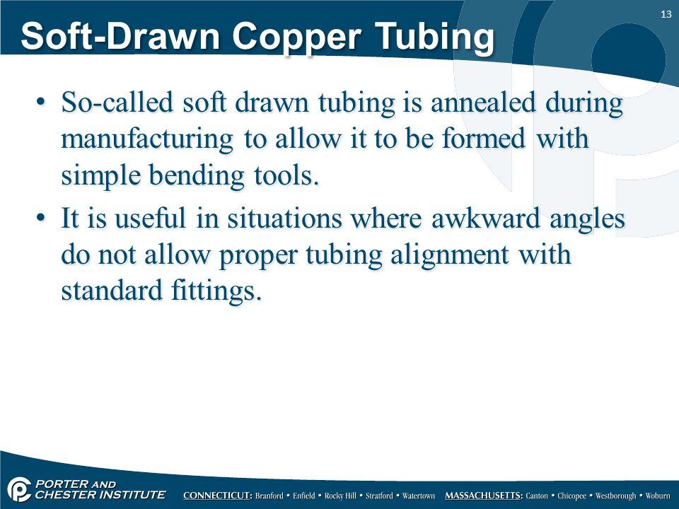 Soft-Drawn Copper Tubing