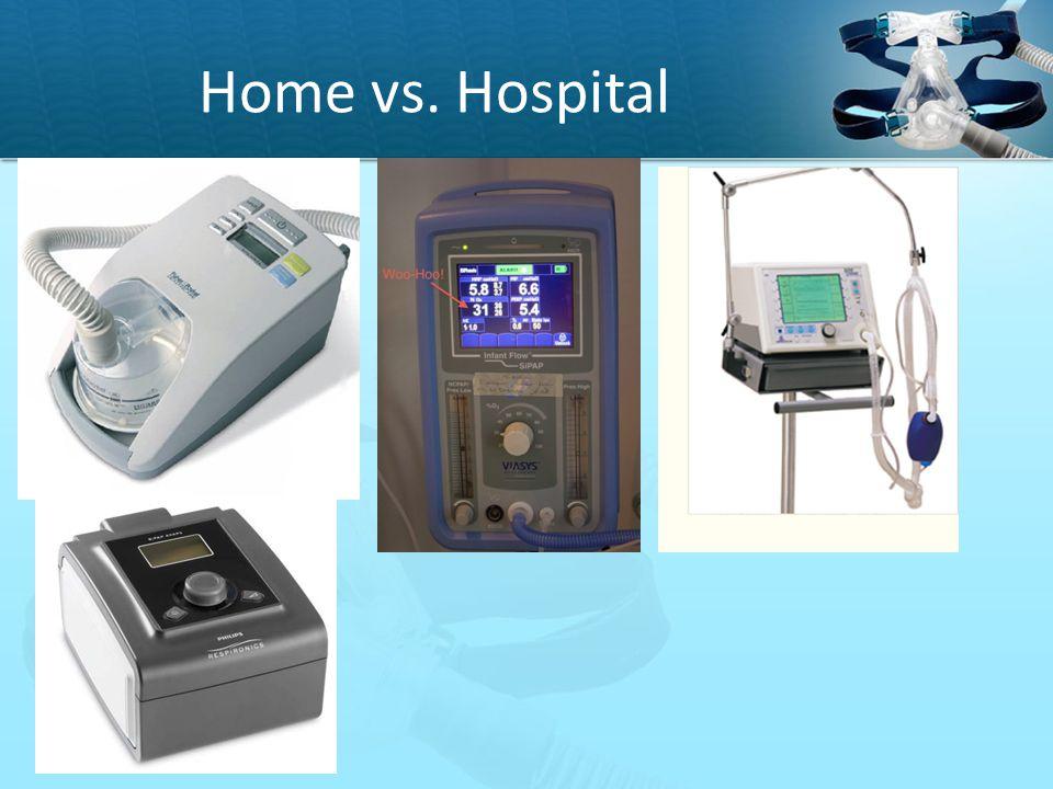 Home vs. Hospital