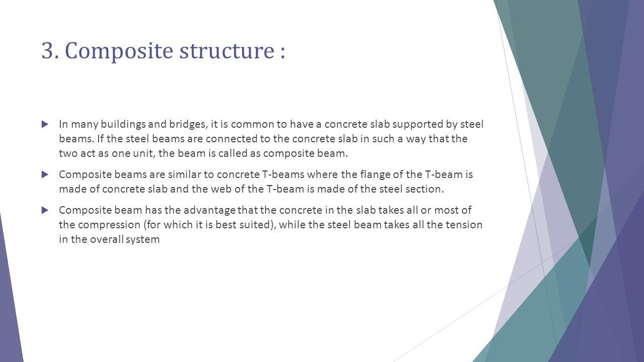 3. Composite structure :